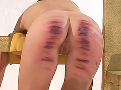 Punishing a horny girl with a whip makes this mistress happy