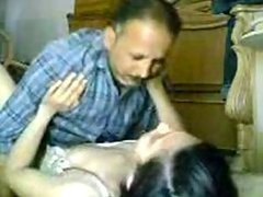 Joyful Arab MILF With a Shaved Pussy Gets Banged - Homemade Sex Tape