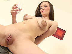 Charming Nancy Masturbates In A Hot Solo Model Video