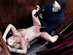 She goes in for confession and ends up getting banged