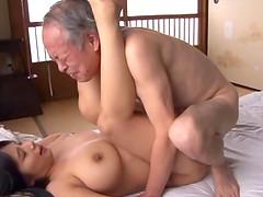 Старички 65 и молодые женщины 48 секс