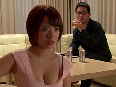 Rika Hoshimi gets fucked hard and loves every inch of that dick