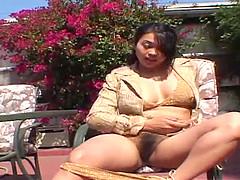 pussy Mika tan fat