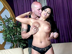 Lucky stud gets to bang insatiable Asian hooker Jessica Bangkok