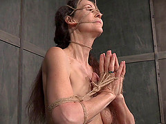 Tie bondage rope