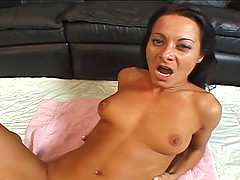Milf tight anal blasted hardcore superbly in pov shoot