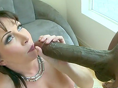 Horny MILF Loves That Big Black Cock Part2