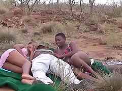Порно секс африканских индусов — 14