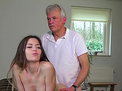 Naughty nanny sex video