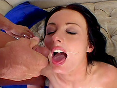 Great shagging experience with dick starved beauty Melissa Lauren