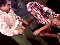 Kinky sex session with hot nasty nurse Kelly Madison