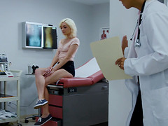 Dana Vespoli is a horny doctor craving Eliza Jane's body