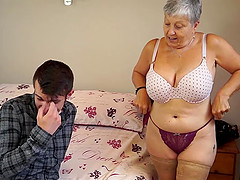 Grandmas got hardcore fuck and toys masturbation compilation