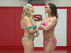 Angel Allwood and Ariel X know how to please each other's cunts
