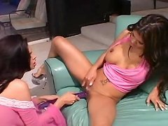 Lesbian Session With Hot Tera Patrick.
