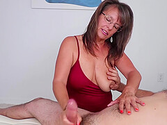 The Cock Milking MILF