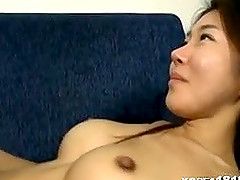 Korean sexy cougar