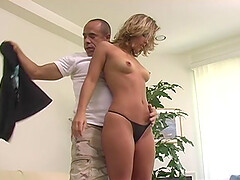 Big dick guy loves to drill deep in pussy of sexy Paige Turner
