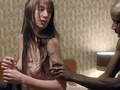 Charlotte Gainsbourg fuck with two bbc