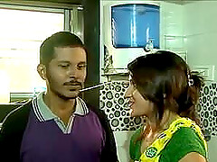 IndianIndian couple have fun on webcam