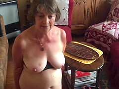 French granny blowjob