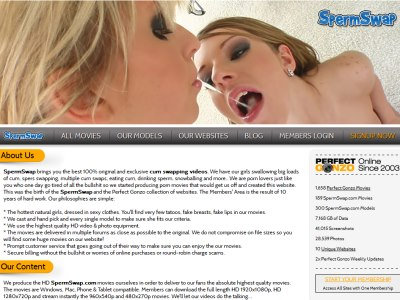 Movies sperm swapping