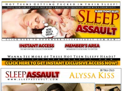 Sleepassault Sleep Assault