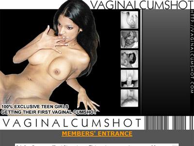 Vaginal Cumshots