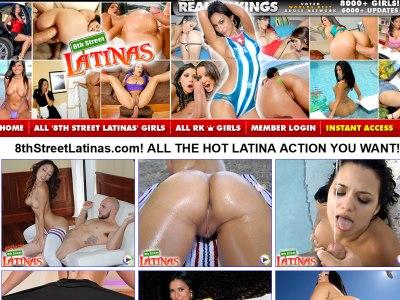 Latinas del porno