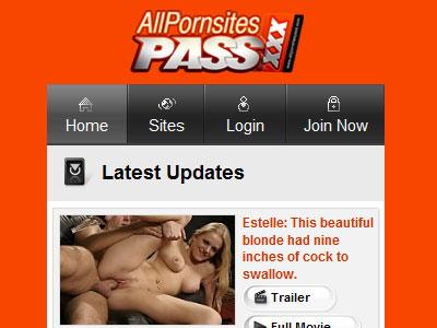 Сайты мобильного порно