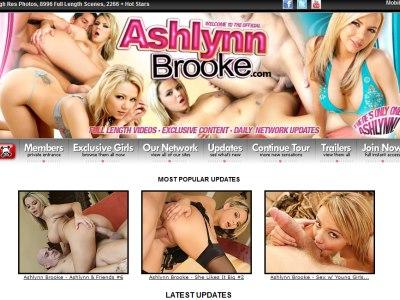 Brooke lesbian samples ashlynn